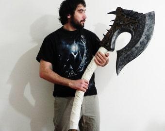 World of Warcraft Horde Gorehowl cosplay prop