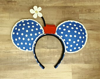 Vintage Minnie inspired ears