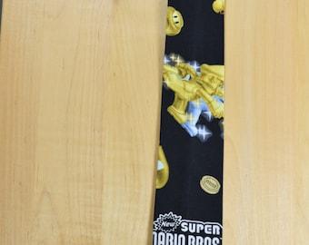 Super Mario 2 Skinny Neck Tie