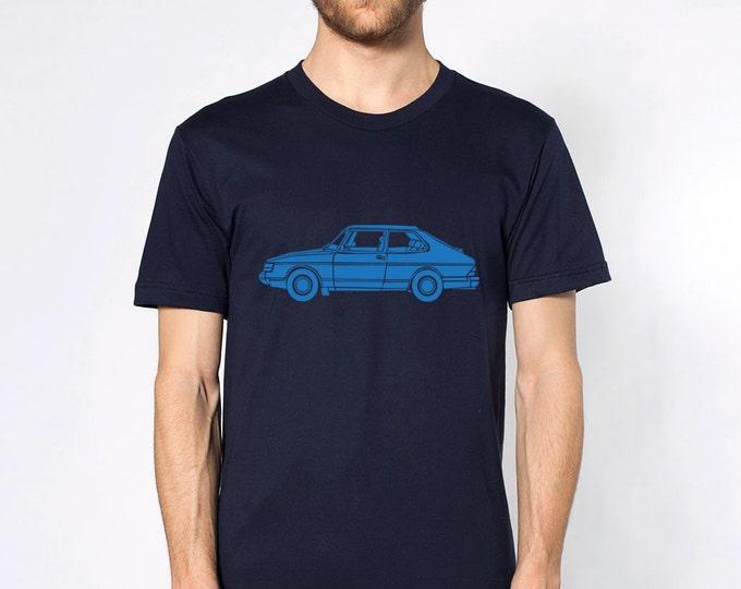 KillerBeeMoto: Limited Release Vintage Scandinavian Car Short or Long Sleeve T-Shirt