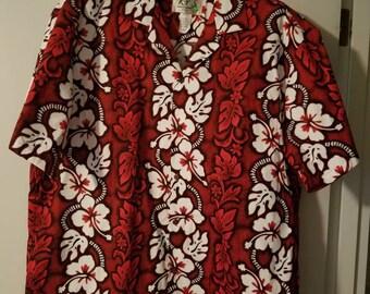KY's Hawaiian Ladies Aloha Shirt