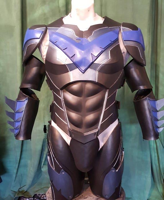Nightwlng complete foam armor templates maxwellsz
