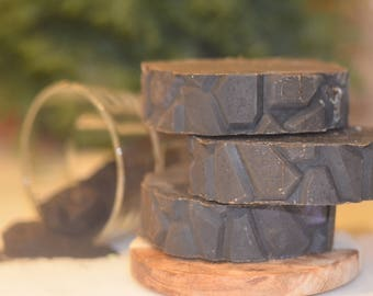 Charcoaled Plantain soap