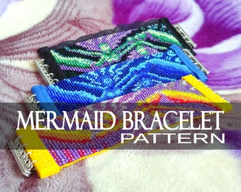 Mermaid Beaded Bracelet Pattern
