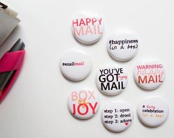 Happy Mail No.1- Mini Flair Set