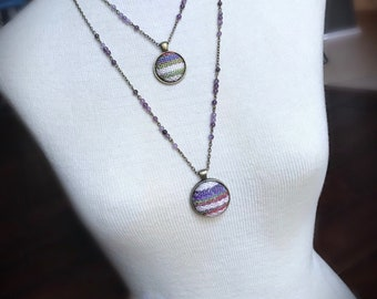 Mommy and Me Necklace Set