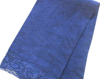 Linen French Market Towel