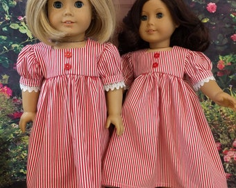 Cool Cotton Summer Nighties for your favorite 18 Inch Doll