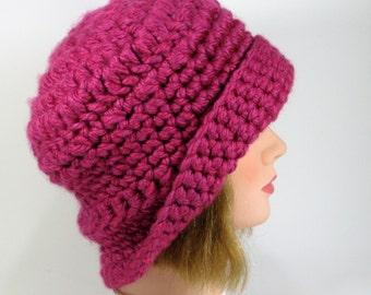 Fusia Womens Cloche Hat