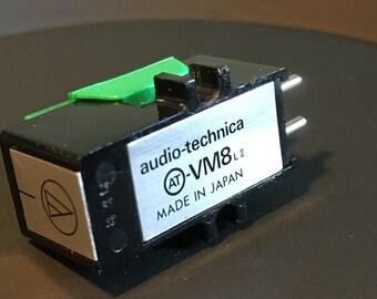 Audio Technica AT-VM8L II Rare Audiophile Cartridge NEW Elliptical Stylus Turntable Record Player Phonograph Hi-Fi Stereo