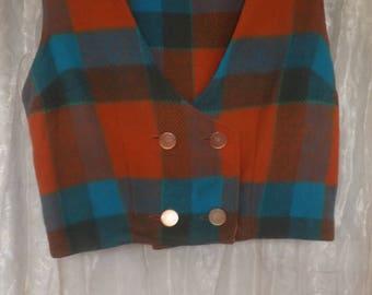 1960's short vest