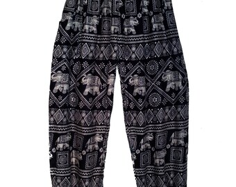 Women's Elephant Harem Pants