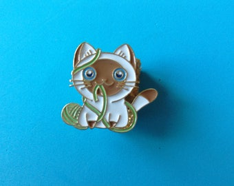 SIAMESE cat badges