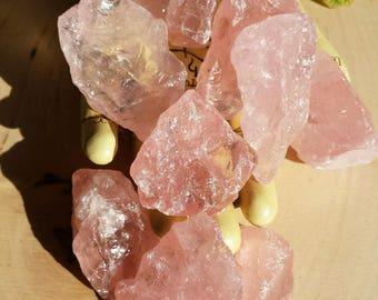 Rose Quartz Stones, Natural Rose Quartz, Raw Rose Quartz, Witchcraft Crystals, Witchcraft Supply, Natural Crystals, Healing Crystals, Wicca