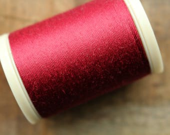 Heavy Duty Thread - Cranberry