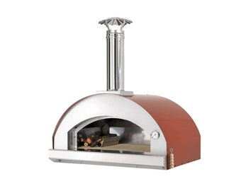 Step-by-step instructions How to construct a wood fired pizza oven