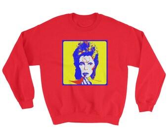 Pop Bowie Sweatshirt