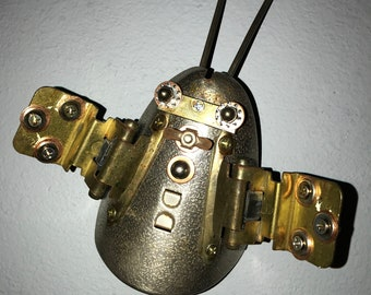 Bugging Out (Assemblage Art)