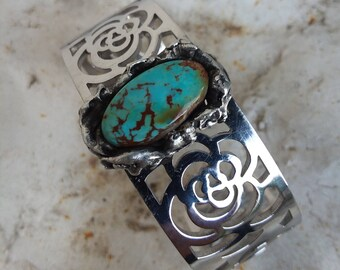 Turquoise Cuff~Native American Jewelry-Western Accessories