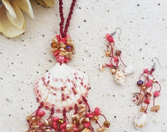 Beach Spring-Summer necklace