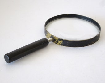 Vintage Large 5 Inch Magnifying Glass