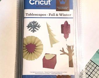 Cricut Tablescapes Fall & Winter Cartridge - New