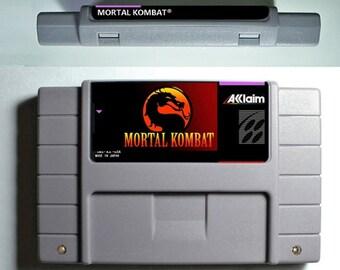 Mortal Kombat (SNES)