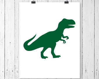 INSTANT DOWNLOAD! SVG, Dinosaur Svg, T-Rex Svg Dinosaurs Clipart, Svg Files, Cricut, Silhouette Cut Files, ClipArt,