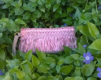 Fringe Purse Bag