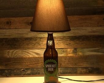 Elegant Stone Beer Lamp
