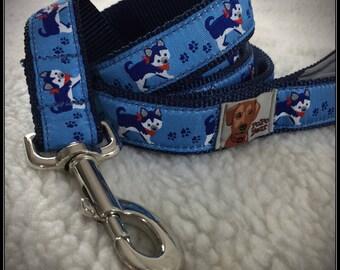 Hipster Husky Dog Leash