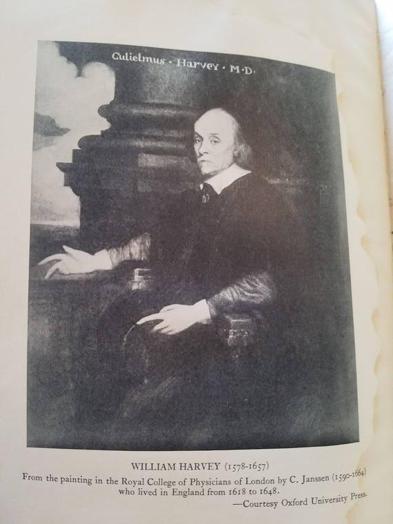 Fantastic William Harvey Anatomy Ornament - Anatomy And Physiology ...