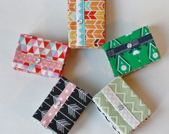 Small Wallet Grab Bag - Great for Credit Card, Gift Card, Student Id, Cash