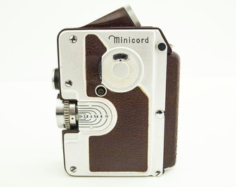 WORKING Minicord Spy Cam, Minicord Subminiature Camera, Minicord Camera, Minicord Working, Vintage Spy Cam, Minicord Spy Camera