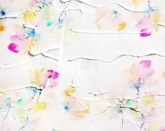 Painted wall Backdrop - white painted wall - Printed Fabric Photography Background G1011