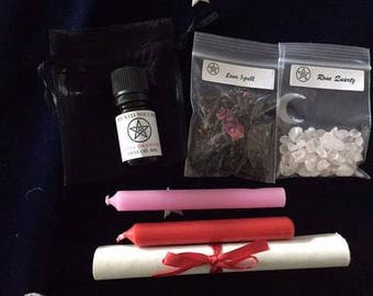 Love Spell Kit