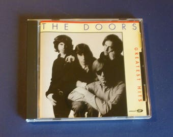 The Doors Greatest Hits CD 61996-2 Electra 1996