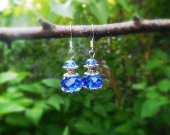 Earrings mana potion 925 sterling silver earrings mana potion bottle charm gamer jewelry