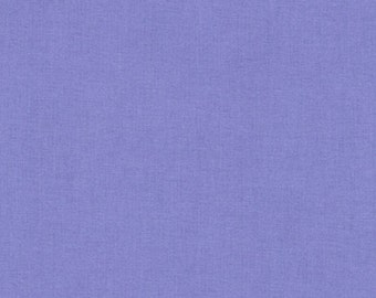 Kona Cotton Solid Fabric - Lavender - Sold by the 1/2 Yard