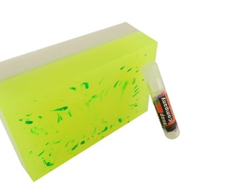 Save! Soap Bar + Perfume Vial Combo //vegan, made in Canada// perfume sample vial , soap bar