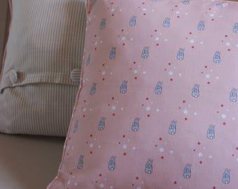 Stargazing bunny Cushion