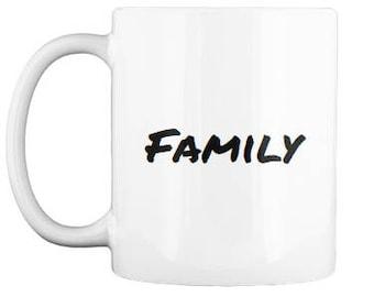 Family Love Mug