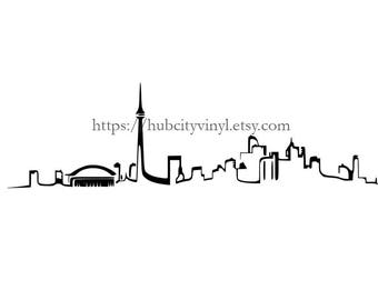 Toronto Vinyl Decal
