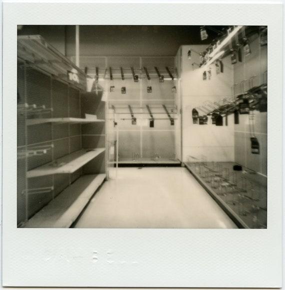 Empty Aisles