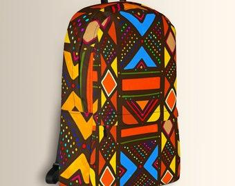 African Style No6, Sahara Desert, Backpack