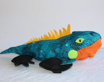 Iguana Stuffed Toy