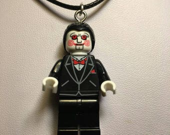 JIGSAW Lego Necklace