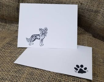 Toy Breed Blank Notecards