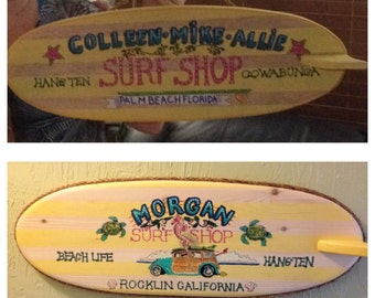 Decorative reclaimed wood art, personsonalized signs. Each sign personalized to customer upon request.