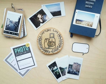 """Instax Wall Hanging """"Capture Life"""""""